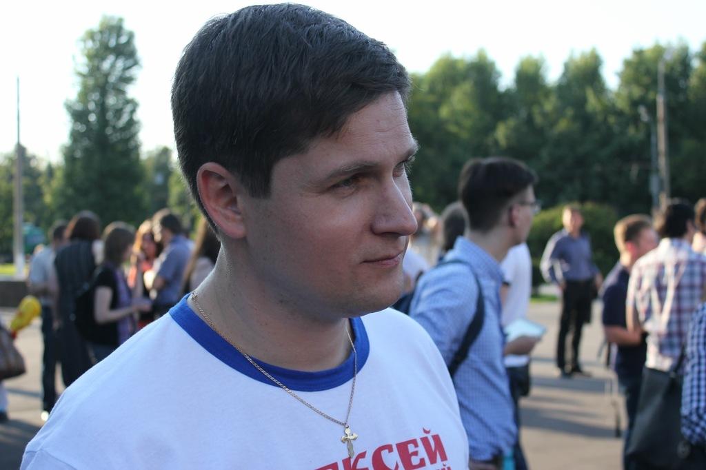 Алексей Бескоровайный