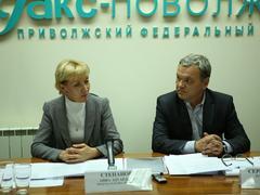Анна Степанова и Сергей Соколов