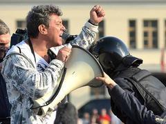 Борис Немцов 6 мая 2012 года