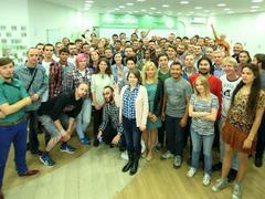 Костромская команда. Фото из блога Леонида Волкова