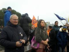 Митинг против участия России в военных действиях на территории Сирии. Фото: Татьяна Конькова (партия 5 декабря)