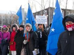 Митинг в столице Карелии (2011)