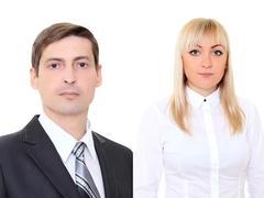 Павел Миронов и Ольга Вайцберг