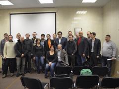 Участники IV съезда Партии 5 декабря