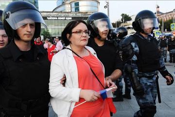 Заявление Партии 5 декабря в поддержку Юлии Галяминой
